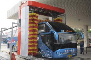 智能3-MLD型往复式3刷大巴洗车机