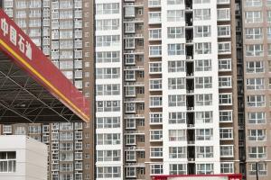 郑州麦迪斯在河北衡水中国石油加油站安装隧道洗车机项目
